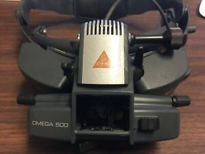 Heine Omega 500 Unplugged Binocular Indirect Ophthalmoscope for Parts