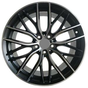 19 Wheels For Bmw 528 535 550 Xdrive 2011 16 Staggered 19x8 5 9 5