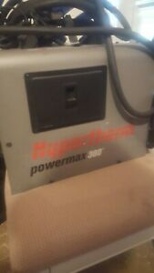 Hypertherm Powermax 380 Plasma Cutter