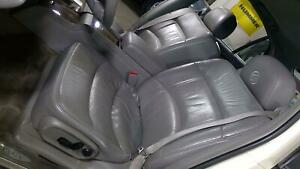 97 05 Buick Park Avenue Bucket Seat Conversion Seats And Console Front Rear