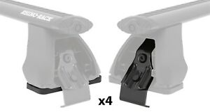 Rhino Rack Usa Dk258 2500 Fit Kit Fits 12 18 Impreza Wrx Wrx Sti