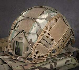 Tactical Multicam Helmet COVER for Fast Style Helmets Helmet is NOT Included NEW $20.49