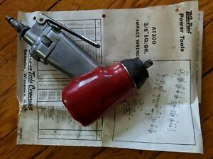 Snap On Blue Point At 300d 3 8 Drive Heavy Duty Pneumatic Impact Wrench Air Too