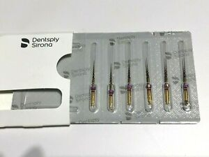 Protaper Gold S1 21 Mm Endo Rotary File Dentsply Sirona ptgrs121 Exp 8 2025