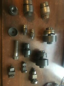 Greenlee And Others Knockout Punch Set