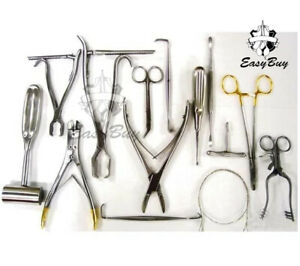 High Standard Veterinary Orthopedic Set Surgical Veterinary Instruments