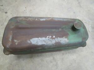 1941 John Deere Mid Styled A Good Used Gas Fuel Tank Antique Tractor