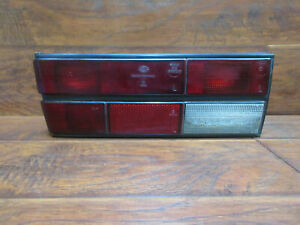 Audi 5000 1978 1979 Left Driver Tail Light