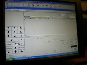Elo Touch Screen Mp5000 I2 All in one Touchcomputer Quickbooks Pos System