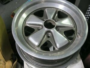 Porsche Fuchs Wheels 7x16 Polished
