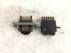 87 95 Jeep Wrangler Yj Headlight And Dimmer Switches Switch Pair