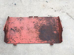 Allis Chalmers Wd Wd45 Tractor Rear Step free Shipping