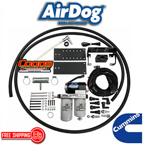 New Airdog 150 Fuel System Lift Pump For 2005 2018 Dodge Cummins 5 9 6 7 Diesel
