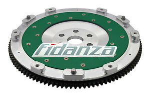Fidanza Lightweight Aluminum Flywheel F16 Ford Probe Mazda Mx 6 626 Protege 2 0l