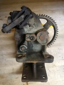Cam And Governor Bracket Assembly For 1 1 2hp Or 2hp Fairbanks Morse Z For Ab 33