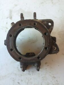 79 85 Toyota Solid Axle Knuckle Left Drive Side 20r 22r 22re Pickup 4runner 4x4