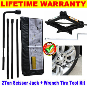 Tire Tool Kit For 2013 2014 Chevrolet Silverado 1500 Replacement Tools And Jack