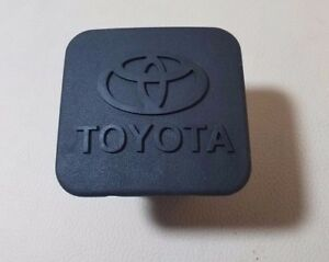 Toyota Trailer Hitch Cover End Cap Plug 2 Fits Tight New