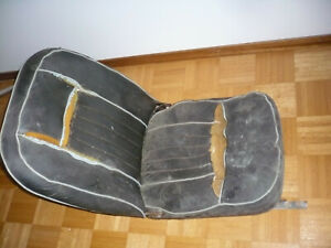 Mg Mgb Original Right Rh Passenger And Lh Left Driver Side Car Front Seats Oem