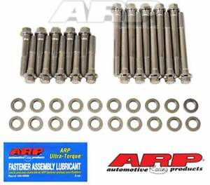 Arp 454 3601 289 302 Ford Hex Head Stainless Steel Head Bolts