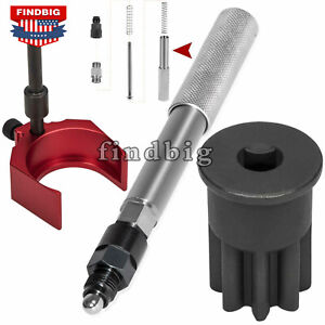 Injector Height Tool Barring Socket Timing Pin For Caterpillar Cat 3406e C15