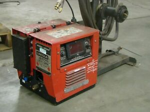 Lincoln Electric Squirt Welder Semiautomatic Wire Feeder Ln 9 Gma