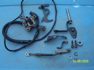1971 73 Ford Mustang Original 302 c4 Shift Lever Assembly Related Parts