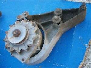 Pontiac 61 62 63 Alternator Generator Convert Bracket 1963 Engine 1961 1962 Ac