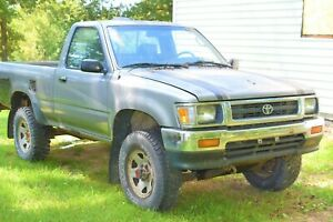 Oem 1994 Toyota 4 Wheel Drive Pickup Parting Out Parts Pickup Truck Taking Offer