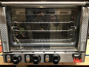 Vollrath Coa 7002 Electric Countertop Convection Oven 40703 Commercial 110v