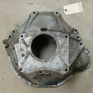 1965 68 Ford Mustang 4 Speed Manual Transmission Bell Housing C5aa 6394 B 52643