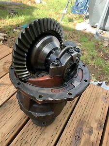 Complete 9 3 8 Ford 3rd Member 28 Spline Pinion Pumpkin 3 25 Gear Radio