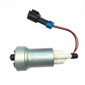 Walbro 450lph High Pressure Racing Fuel Pump E85 With Install Kit F90000274