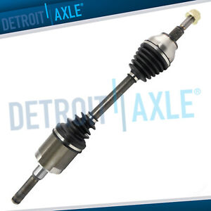 Complete Front Left Cv Axle Shaft Assembly For 2013 2014 2015 2016 Ford Escape