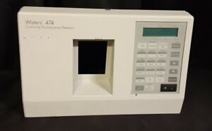 Waters 474 Face Display Scanning Flourescence Detector Hplc Chromatograph