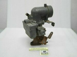 Willys M38a1 Carter Ys Carburetor For Parts Or Rebuild Jeep Carb