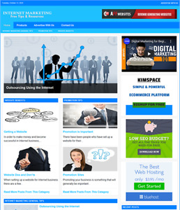 Internet Marketing Website Business For Sale Work From Home Internet Business