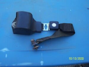 1971 73 Ford Mustang Original Front Seat Belt Set enough For 1seat