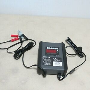 Diehard 71321 6 Amp Fast Charge 6v 12v Battery Charger Automatic