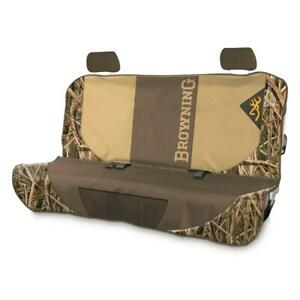 Free Shipping Browning Bench Seat Cover