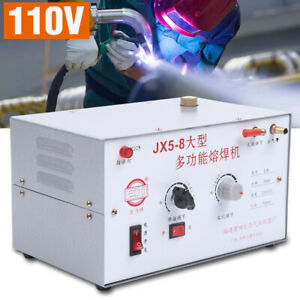 Multi function Welding Machine Gold Silver Copper Metal Melting Fuel Gasoline Us