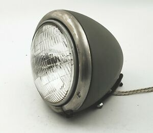 Vtg 1941 1947 Dodge Truck Headlight Complete Assembly Wt Vc Wd Wc