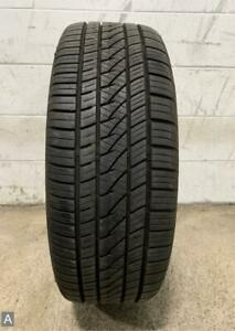 1x P225 55r17 Continental Pure Contact Ls 9 32 Used Tire