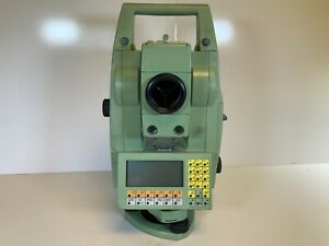 Leica Tcra1103 Plus 3 Robotic Total Station For Surveying