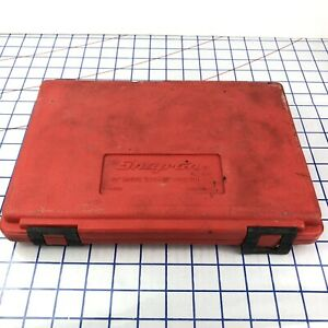 Snap On Tools Usa Case Only For 222afsp 3 8 Drive General Service Set Pb17b