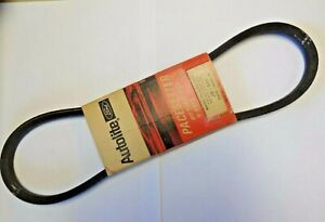 Nos 1970 Ford Mustang Autolite 428cj Smog Pump Belt Dated 3 70
