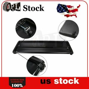 1x Soft Tri Fold Tonneau Cover For 2016 2018 Toyota Tacoma Pickup Short Bed 5ft