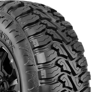 2 New Lt255 75r17 Nexen Roadian Mtx 111 108q C 6 Ply Mud Terrain Tires 15886nxk