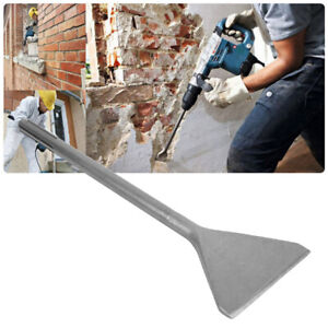 4 4inch Scaling Chisel Bit Steel Thinset Removal Tool For Sds Max Rotary Hammer