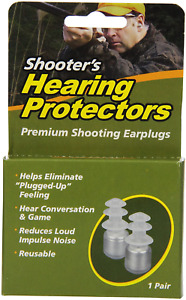 Ear Plugs Gaming Shooting Studying Loud Noise Concerts Hearing Protectors 1 Pair